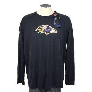 Baltimore Ravens Under Armour Combine Shirt